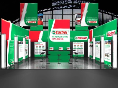 Castrol Stand 2