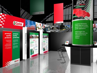 Castrol Stand